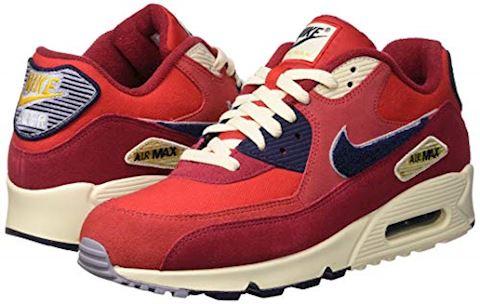 Nike Air Max 90 Premium SE Men's Shoe - Red Image 12