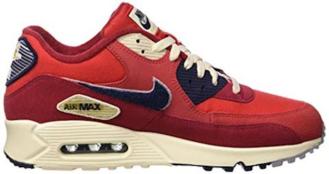 Nike Air Max 90 Premium SE Men's Shoe - Red Image 13