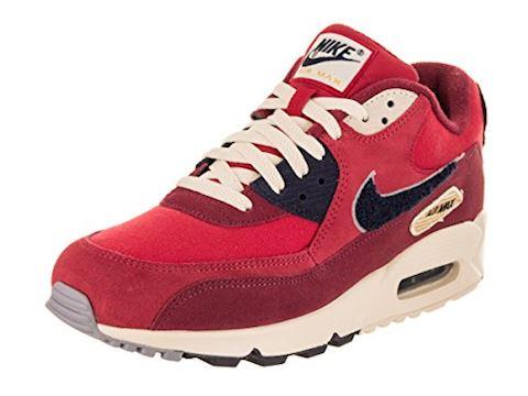Nike Air Max 90 Premium SE Men's Shoe - Red Image 15