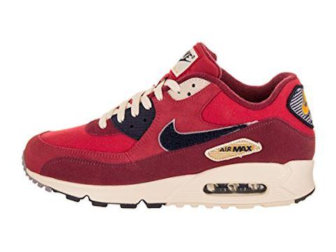 Nike Air Max 90 Premium SE Men's Shoe - Red Image 16
