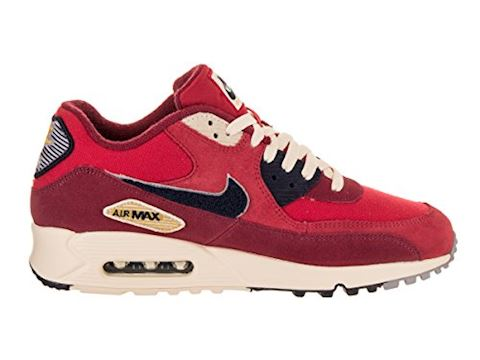 Nike Air Max 90 Premium SE Men's Shoe - Red Image 19