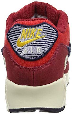 Nike Air Max 90 Premium SE Men's Shoe - Red Image 2