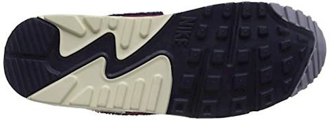 Nike Air Max 90 Premium SE Men's Shoe - Red Image 3