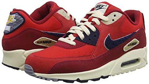 Nike Air Max 90 Premium SE Men's Shoe - Red Image 5