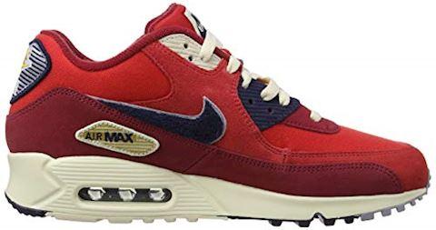 Nike Air Max 90 Premium SE Men's Shoe - Red Image 6