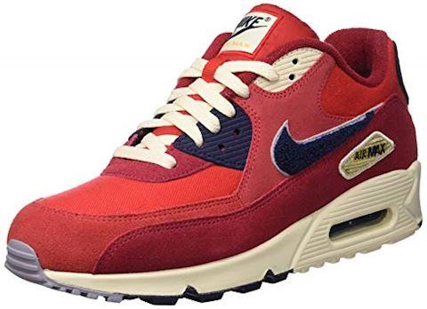 Nike Air Max 90 Premium SE Men's Shoe - Red Image 8