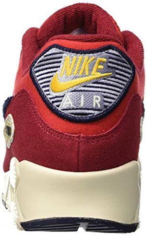 Nike Air Max 90 Premium SE Men's Shoe - Red Image 9