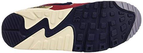 Nike Air Max 90 Premium SE Men's Shoe - Red Image 10