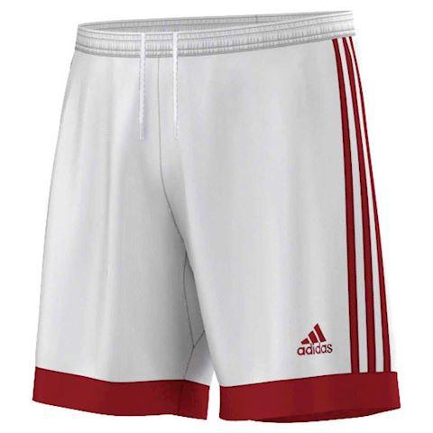 fe823cbdf48 adidas Tastigo 15 Shorts White Power Red Image