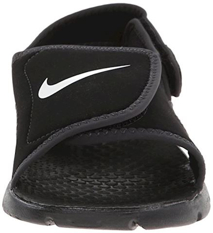 Nike Sunray Adjust 4 Boys' Shoe - Black Image 4