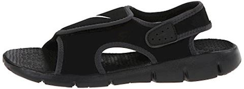 Nike Sunray Adjust 4 Boys' Shoe - Black Image 5