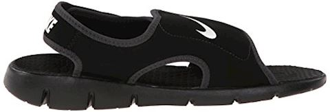 Nike Sunray Adjust 4 Boys' Shoe - Black Image 6