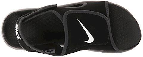 Nike Sunray Adjust 4 Boys' Shoe - Black Image 7