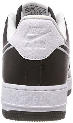 Nike Air Force 1'07 Men's Shoe - Black Image 2