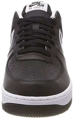 Nike Air Force 1'07 Men's Shoe - Black Image 4