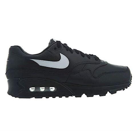 Nike Air Max 90/1 Men's Shoe - Black Image 11