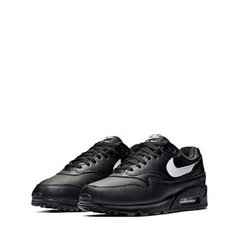 Nike Air Max 90/1 Men's Shoe - Black Image 4