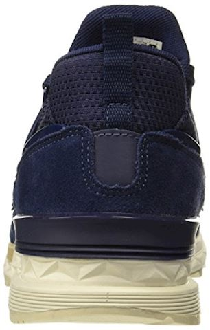 New Balance  MS574  women's Shoes (Trainers) in Blue Image 2