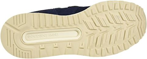 New Balance  MS574  women's Shoes (Trainers) in Blue Image 3
