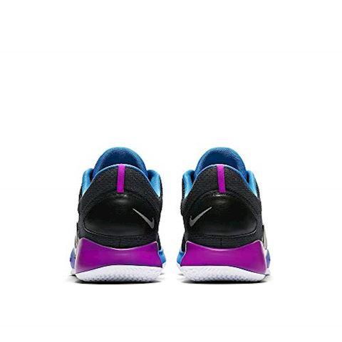 Nike Hyperdunk X Low Basketball Shoe - Black Image 3