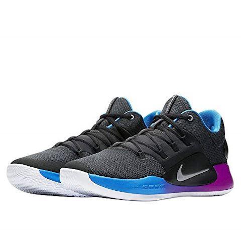 Nike Hyperdunk X Low Basketball Shoe - Black Image 4