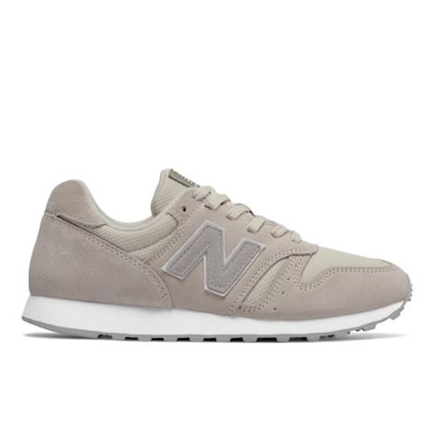 New Balance  WL373  women's Shoes (Trainers) in Beige Image