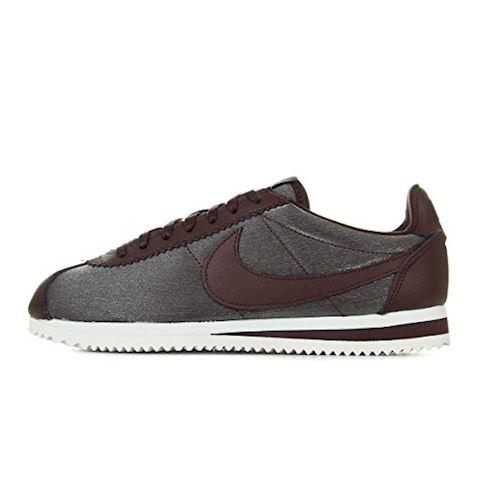 Nike Classic Cortez Premium Women's Shoe - Brown Image 3