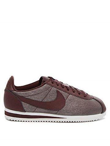 Nike Classic Cortez Premium Women's Shoe - Brown Image 6