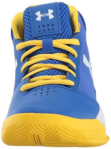 Under Armour Boys' Primary School UA Jet 2017 Basketball Shoes Image 4