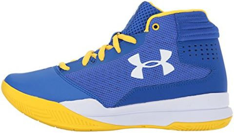Under Armour Boys' Primary School UA Jet 2017 Basketball Shoes Image 5