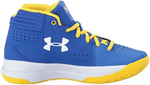 Under Armour Boys' Primary School UA Jet 2017 Basketball Shoes Image 7