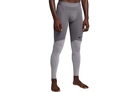 Nike Pro HyperCool Men's Training Tights - Grey Image