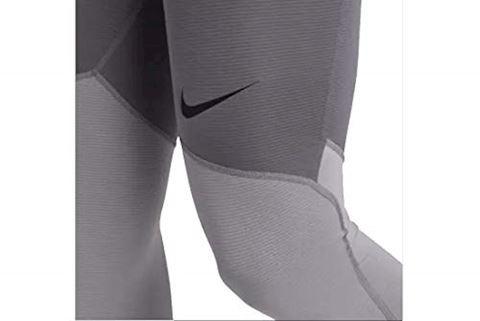 Nike Pro HyperCool Men's Training Tights - Grey Image 3
