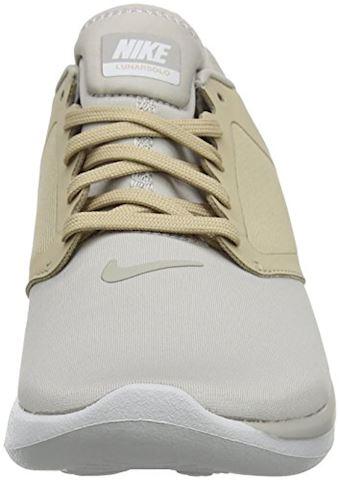 Nike LunarSolo Women's Running Shoe - Cream Image 4