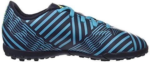 adidas Kids Nemeziz 17.4 TF Legend Ink Solar Yellow Energy Blue Image 13