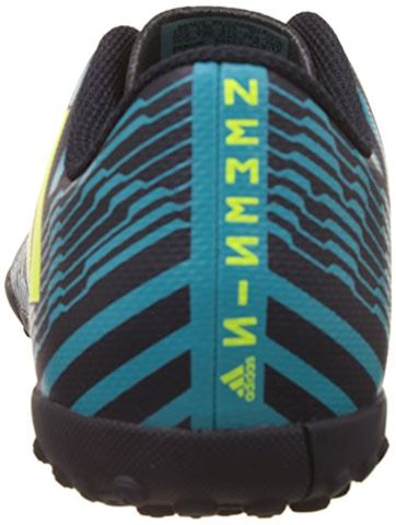 adidas Kids Nemeziz 17.4 TF Legend Ink Solar Yellow Energy Blue Image 2