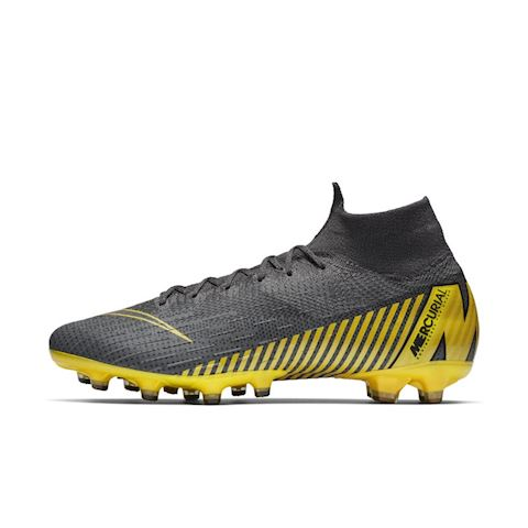 a24860702 Nike Mercurial Superfly 360 Elite AG-PRO Artificial-Grass Football Boot -  Grey Image