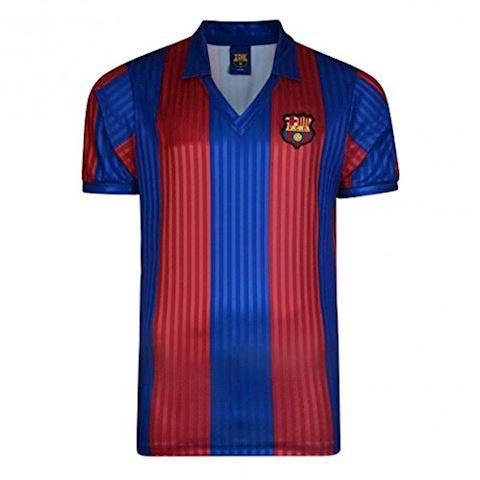 Score Draw Barcelona Mens SS Home Shirt 1992/93 Image