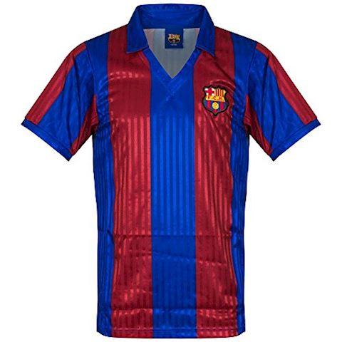 Score Draw Barcelona Mens SS Home Shirt 1992/93 Image 2