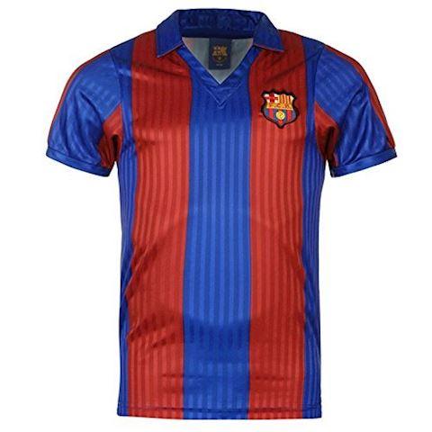 Score Draw Barcelona Mens SS Home Shirt 1992/93 Image 4