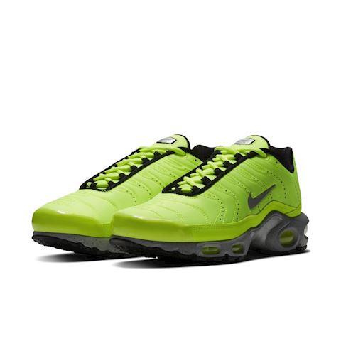 Nike Air Max Plus Premium Men's Shoe - Yellow Image 2