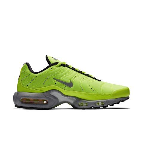 Nike Air Max Plus Premium Men's Shoe - Yellow Image 3