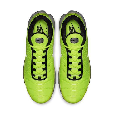 Nike Air Max Plus Premium Men's Shoe - Yellow Image 4
