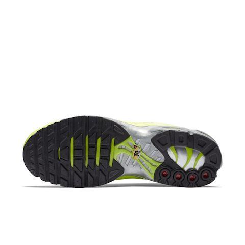 Nike Air Max Plus Premium Men's Shoe - Yellow Image 5