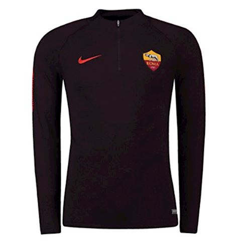 Nike A.S. Roma Dri-FIT Squad Drill Men's Long-Sleeve Football Top - Red Image