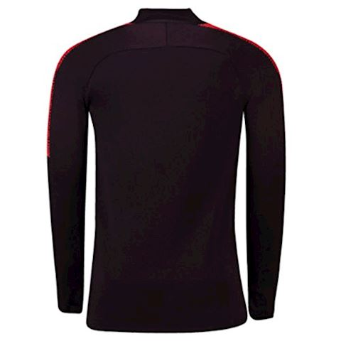 Nike A.S. Roma Dri-FIT Squad Drill Men's Long-Sleeve Football Top - Red Image 2