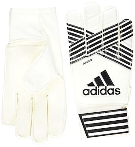 adidas Goalkeeper Gloves ACE Junior - White/Core Black