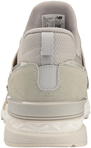 New Balance  MS574  women's Shoes (Trainers) in Grey Image 2