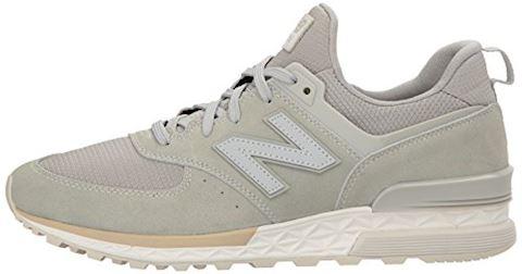 New Balance  MS574  women's Shoes (Trainers) in Grey Image 5
