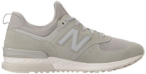 New Balance  MS574  women's Shoes (Trainers) in Grey Image 7
